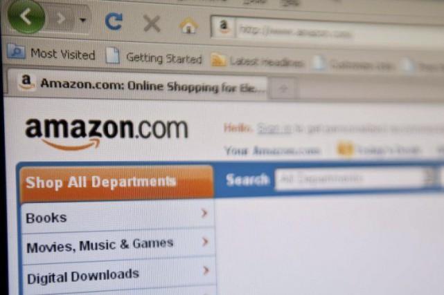 Hachette (groupe Lagardère) et le géant américain de la distribution en ligne... (Photo: AFP)