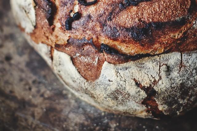 N'espérez pas faire un bon pain avec une... (Photo fournie par Albert Elbilia)