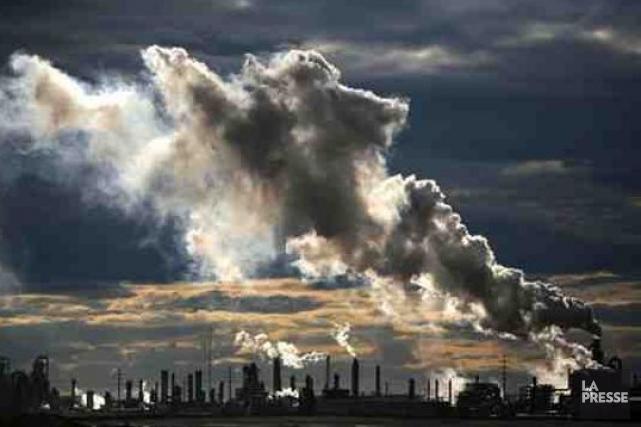 Pour limiter la hausse de la température mondiale... (Photo archives)