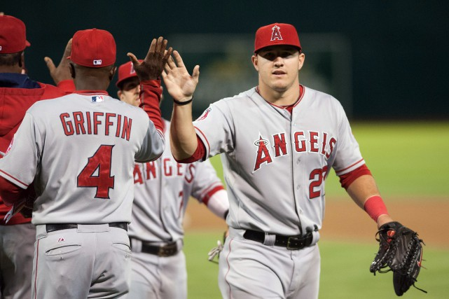 Le salaire moyen dans le baseball majeur a grimpé jusqu'à plus de 3,8 M $,... (Photo Ed Szczepanski, USA Today Sports)