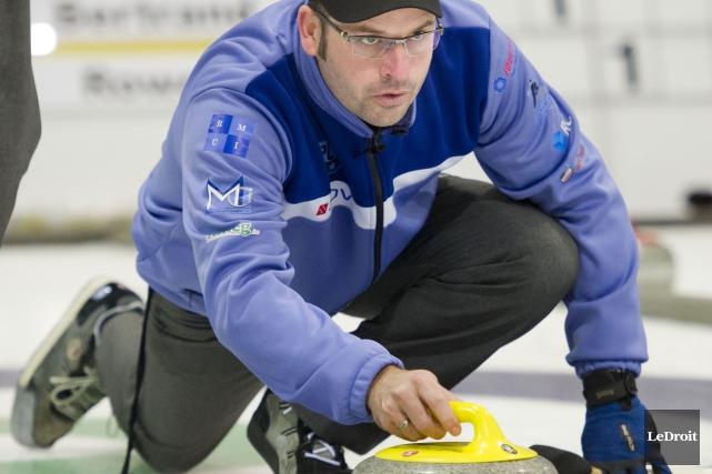 Jean-Michel Ménard a remporté le championnat québécois pour... (Photo Martin Roy, Archives Le Droit)