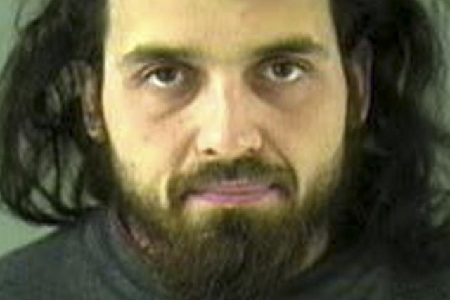 Michael Zehaf Bibeau... (PHOTO ARCHIVES REUTERS)