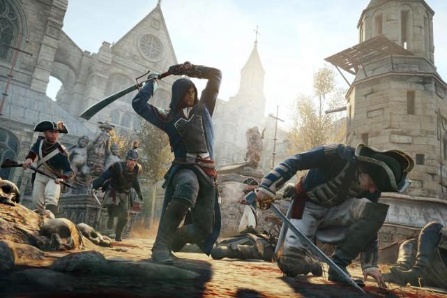 Les premières critiques négatives à l'endroit d'Assassin's Creed... (Photo fournie par Ubisoft)