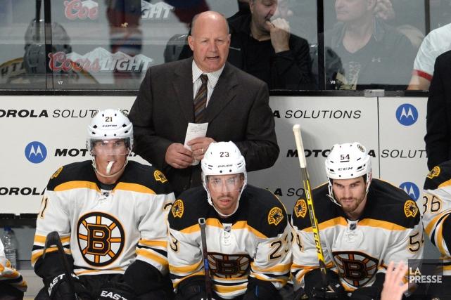 Les années de domination des Bruins de Boston... (Photo Bernard Brault, La Presse)