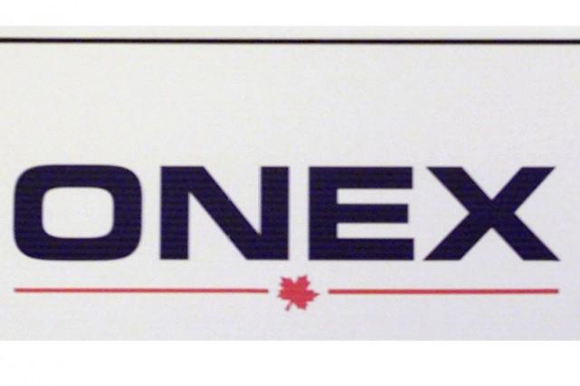 Le conglomérat torontois Onex(T.OCX) a engrangé un bénéfice... (PHOTO ARCHIVES LA PRESSE CANADIENNE)