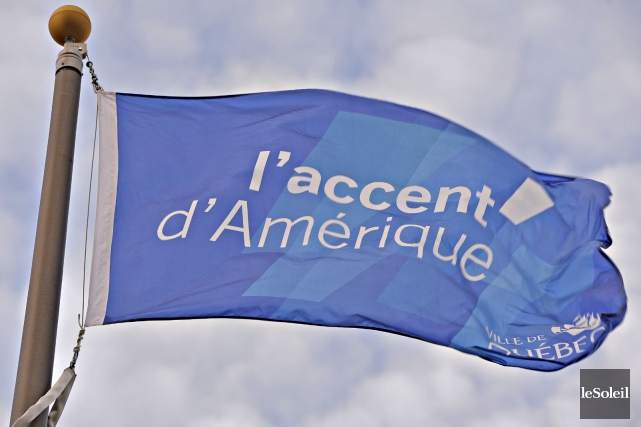 Un slogan, une image de marque ou un... (Le Soleil, Pascal Ratthé)