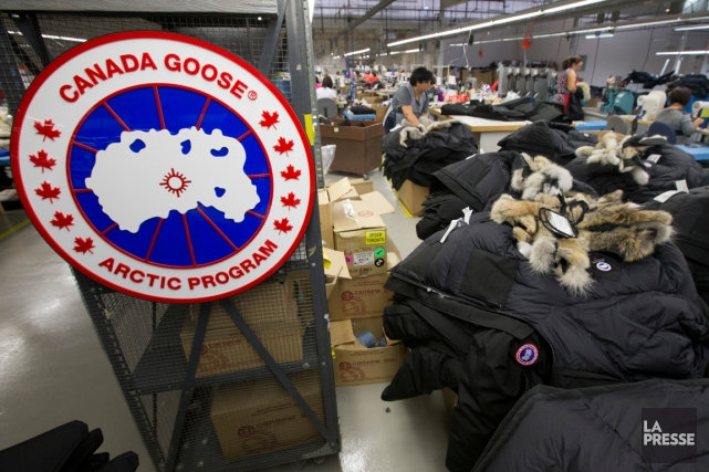 siege social canada goose france