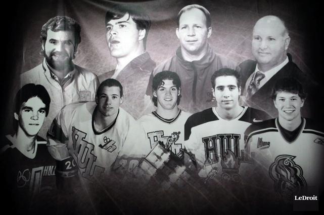 Les Olympiques ont pu compter sur d'excellents entraîneurs... (Patrick Woodbury, LeDroit)