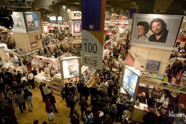 Les livres publiés par La courte échelle, qui a déclaré faillite le 10 octobre... (Photo: François Roy, archives La Presse)
