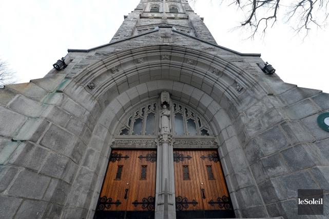L'église doit redevenir un lieu sacré. Un lieu... (Photothèque Le Soleil, Erick Labbé)