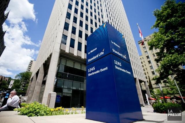 Le rachat des activités canadiennes de Standard Life par la Financière Manuvie (T.MFC),... (PHOTO MARCO CAMPANOZZI, ARCHIVES LA PRESSE)