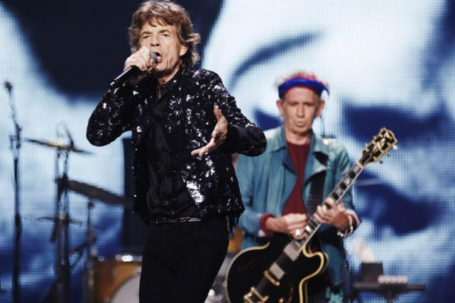 Mick Jagger et Keith Richards... (Photo: archives Reuters)