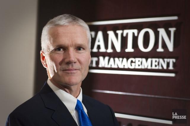 Connor O'Brien est président et chef des placements... (Photo André Pichette, Archives La Presse)