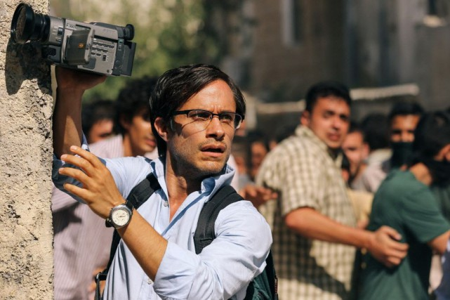 L'acteur Gael García Bernal montre une grande empathie pour... (Photo Laith Al-Majali, Open Road Films/AP)