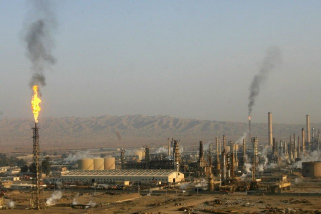 Le contrôle de cette ville située à 200... (PHOTO ARCHIVES REUTERS/Thaier al-Sudani)