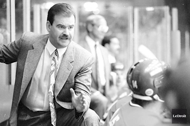 Sans Pat Burns, plusieurs hommes de hockey de... (Archives, LeDroit)