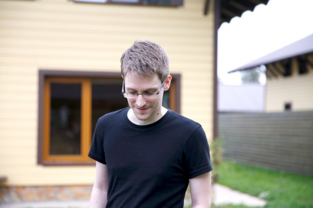 CitizenFour... (Photo: fournie par les Films Séville)