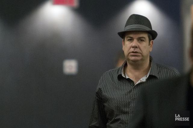 Le prêteur d'argent Charles Huneault a été libéré... (Photo Olivier Jean, Archives La Presse)