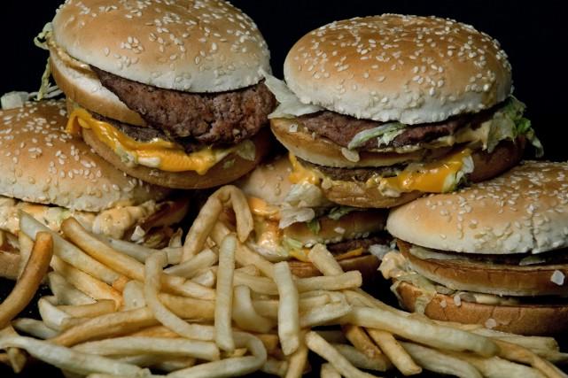 Les campagnes promotionnelles des restaurants situés dans des... (PHOTO PAUL J. RICHARDS, ARCHIVES AFP)