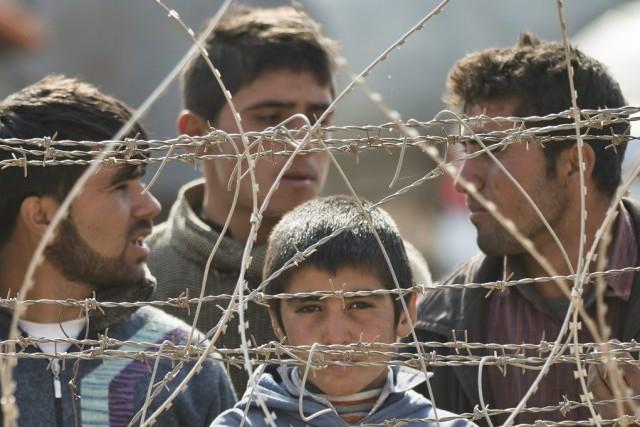 Amnesty a dit qu'elle appelait à la réinstallation... (PHOTO VADIM GHIRDA, archives AP)