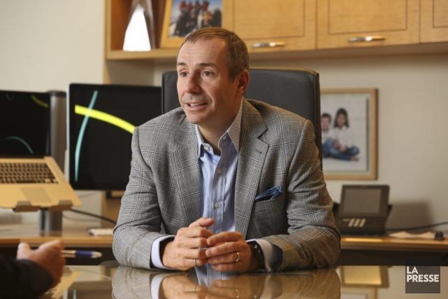 Pierre Pomerleau, PDG de Pomerleau, le plus gros... (Photo Martin Chamberland, La Presse)