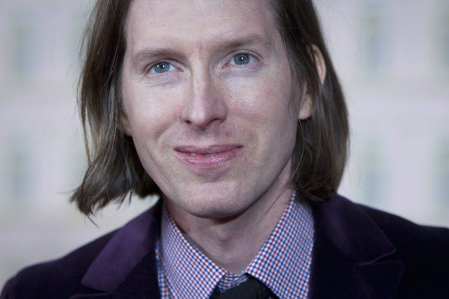 Wes Anderson... (Photo Archives Reuters)
