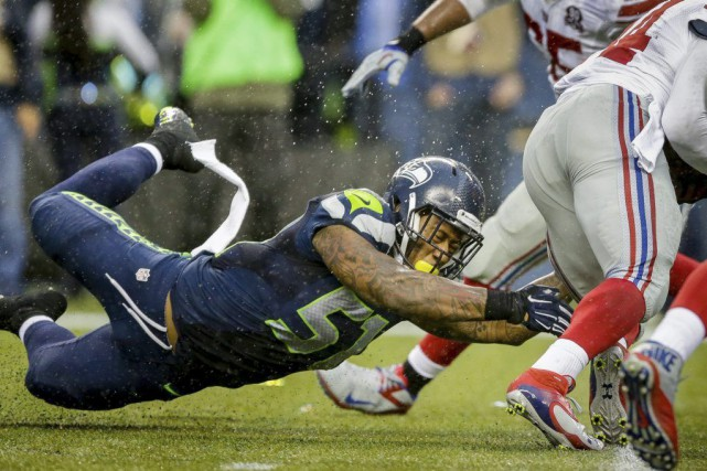 Les champions en titre du Super Bowl, les... (PHOTO SCOTT EKLUND, AP)