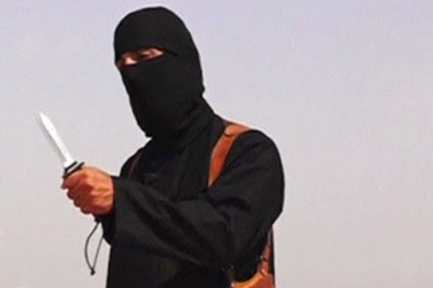 «Jihadi John» («Johnle djihadiste» - ndlr) est le... (PHOTO REUTERS)