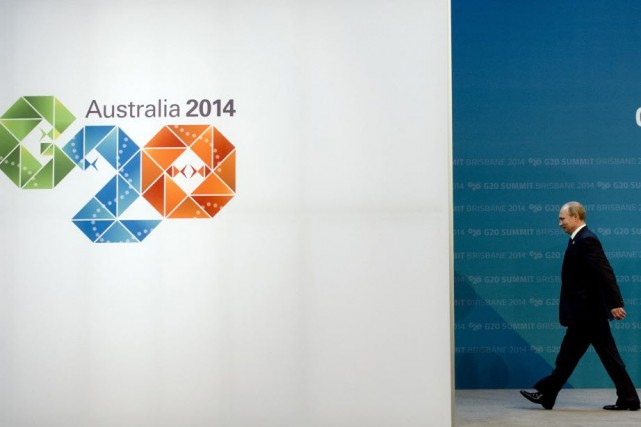 Depuis vendredi, les pays anglo-saxons du G20 font... (PHOTO ALAIN JOCARD, AFP)