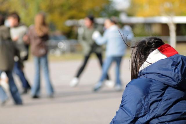L'intimidation est toujours présente dans les écoles. Les... ((Photo Rocket Lavoie))