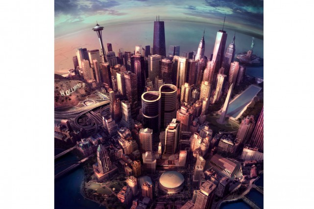 ROCK, Sonic Highways des Foo Fighters...