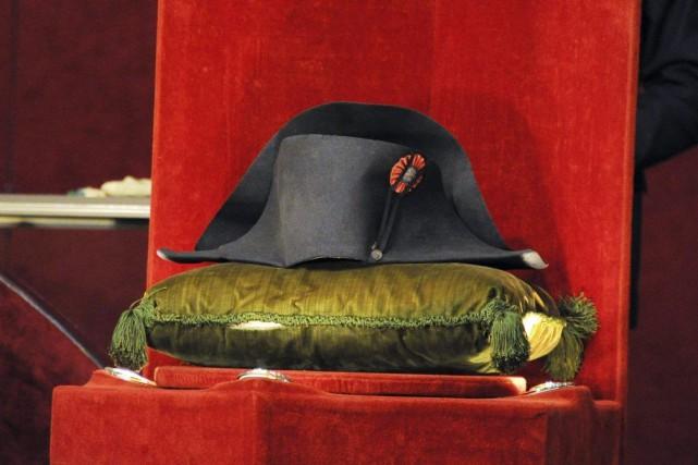 En 15 ans de règne, Napoléon a usé... (PHOTO DOMINIQUE FAGET, AFP)