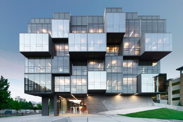 La Faculté de pharmacie de l'Université de la... (Photo fournie par Saucier + Perrotte architectes)