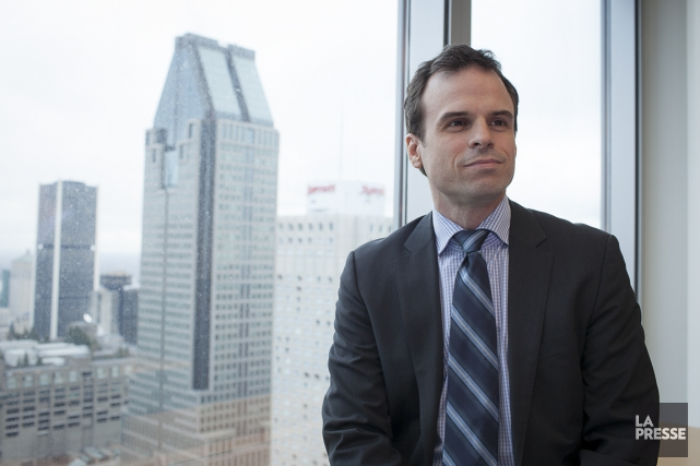 Nochane Rousseau est associé au bureau de Montréal... (PHOTO OLIVIER PONTBRIAND, ARCHIVES LA PRESSE)