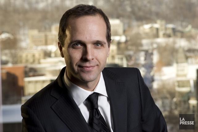 Vincent Delisle est stratège boursier à Scotia capitaux.... (PHOTO ANDRÉ TREMBLAY, ARCHIVES LA PRESSE)