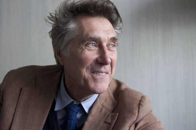 Bryan Ferry... (Photo: La Presse Canadienne)