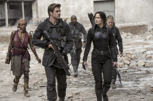 The Hunger Games: Mockingjay - Part 1... (Photo: fournie par Lionsgate/Séville)