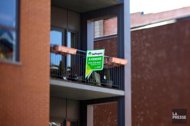 Selonles spécialistes du marché immobilier interrogés parLa Presse,... (PHOTO SARAH MONGEAU-BIRKETT, LA PRESSE)