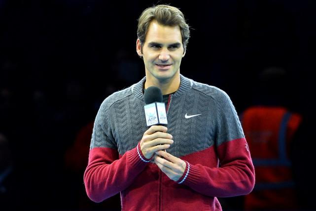 Roger Federer a déclaré forfait dimanche avant d'affronter... (Photo Glyn Kirk, AFP)