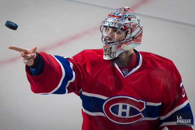 Carey Price a blanchi les Jets de Winnipeg... (Photo André Pichette, La Presse)