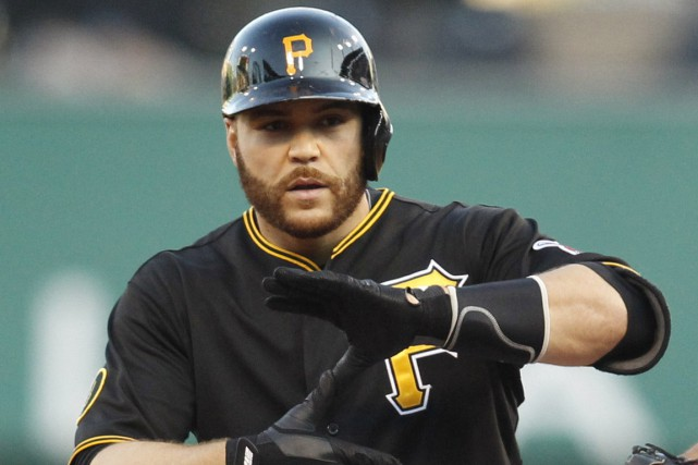 Russell Martin... (Photo Charles LeClaire, USA Today Sports)