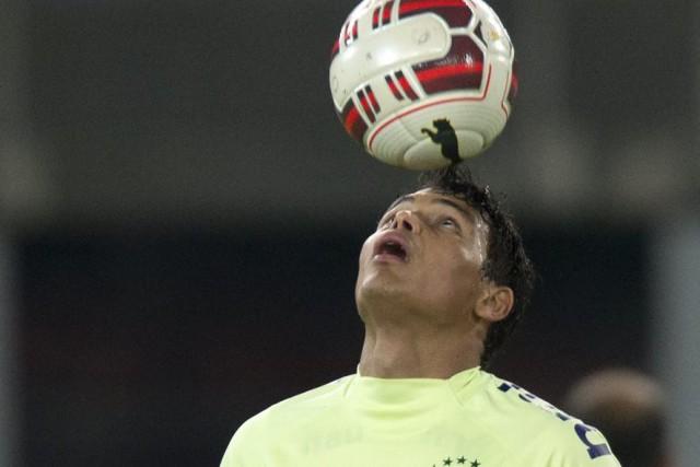 Thiago Silva a affirmé que ses propos avaient... (PHOTO JOE KLAMAR, AFP)