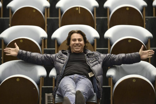 Roberto Alagna... (Photo: AFP)