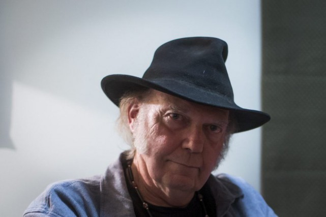 Neil Young... (Photo: PC)