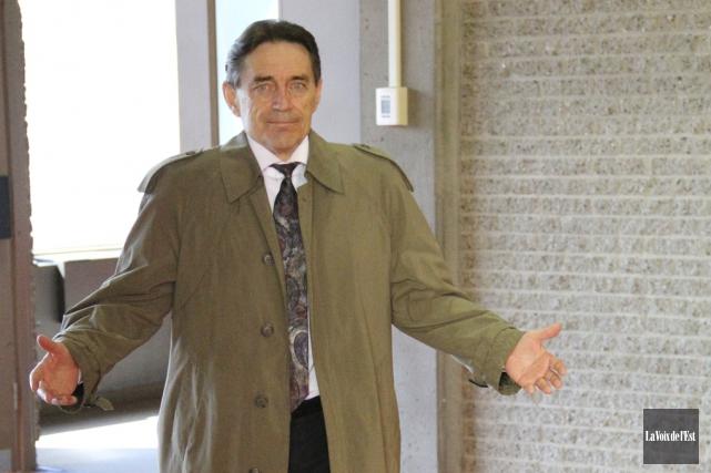 Michel Duchesneau devra verser la quasi-totalité des dépens... (photo archives La Voix de l'Est)