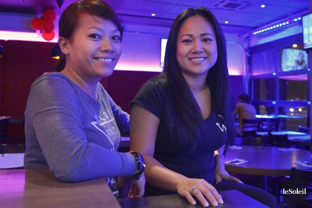 Win Lephan et sa soeur Kwen ont décidé... (Le Soleil, Yan Doublet)