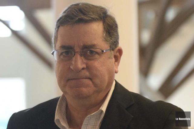 L'ancien directeur du service de l'équipement de l'UQTR,... (Photo: Sylvain Mayer, Le Nouvelliste)
