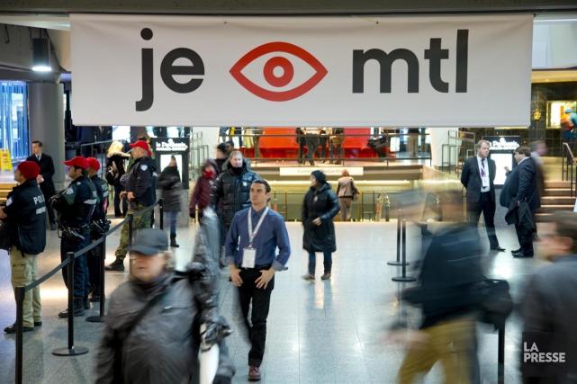 L'événement «je vois mtl», qui s'est tenu à... (PHOTO ALAIN ROBERGE, LA PRESSE)