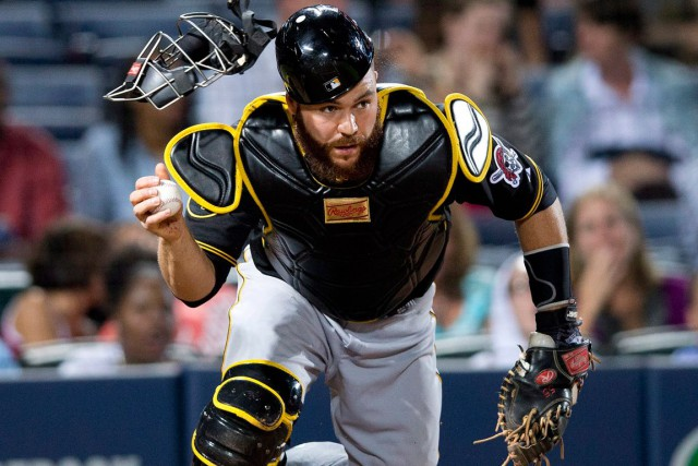 Russell Martin se joindra aux Blue Jays malgré... (Associated Press)