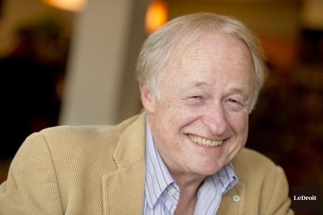 S'il accepte le prix avec joie, Daniel Poliquin... (Martin Roy, LeDroit)